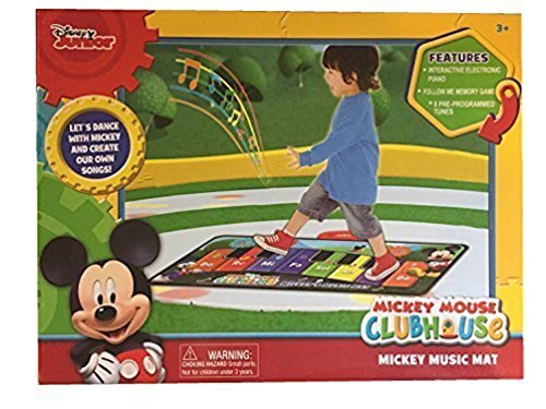 Disney Mickey Mouse Clubhouse, Music Mat Electronic -