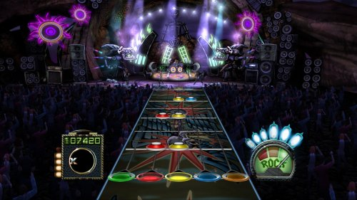 guitar hero iii legends of rock xbox 360 buy online in uae video game products in the. Black Bedroom Furniture Sets. Home Design Ideas