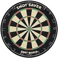 Dart World 83752 Shot Saver Diana de Dardos de Fibra, Calidad de Torneo