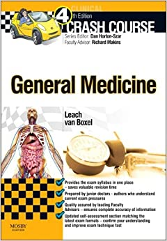 Book Crash Course General Medicine, 4e