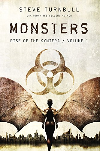 MONSTERS (Rise of the Kymiera Book ()