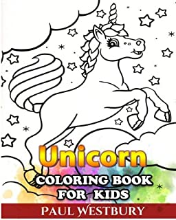 Unicorn Coloring Book For Kids Every Cute Kind Of