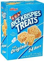 Kellogg\'s® Rice Krispies Treats® 24/1.3 oz. Bars