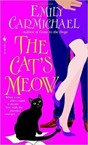 Book The Cat's Meow by Emily Carmichael (2004-10-26)