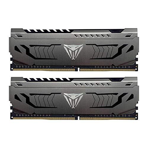 Patriot Memory Viper Steel Series DDR4 16GB (2 x 8GB) 3600MHz Performance Memory Kit - PVS416G360C7K