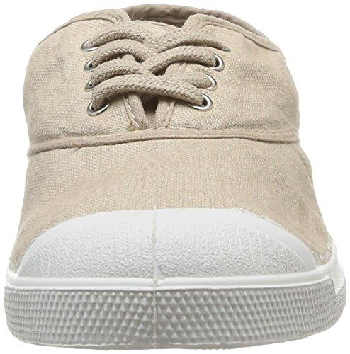 105 Bensimon Sneaker beige Donna Tennis Beige coquille av4xvwRqC