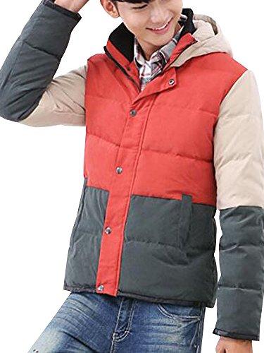 (ネルロッソ) NERLosso ダウンジャケット メンズ フード付き 防寒 軽量 ショート丈 アウトドア バイク ゴルフ 登山 ジャンパー ブルゾン 大きいサイズ 正規品 cml24121