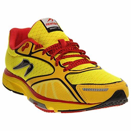 Newton Gravity III Running Shoes - 12.5 - Yellow (Gravity Newton Shoes Running)