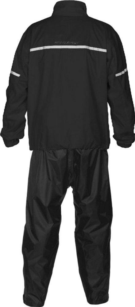 Fieldsheer Men's Aqua Tour Rain Suit, (Two Piece) (Black, Small)