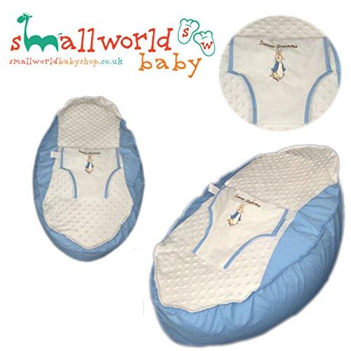 Next Day Dispatch Personalised PRE Filled Baby Bean Bag Chair SEAT Newborn Boys Newborn