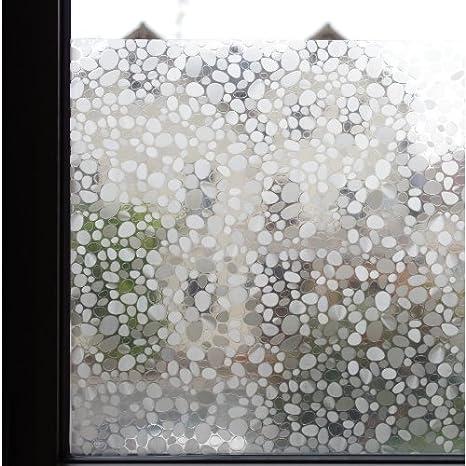 Statische Deko Fensterfolie Dekofolie Sichtschutzfolie Fensterschutzfolie
