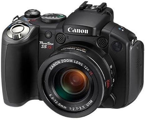 Canon PowerShot S5 IS - Cámara Digital Compacta 8 MP (2.5 Pulgadas ...