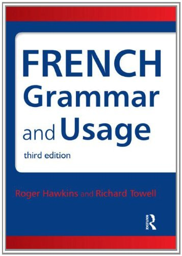 Download By Dr Roger Hawkins French Grammar Pack: French Grammar and Usage (HRG) (French Edition) (3rd Edition) PDF