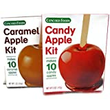 CONCORD CANDY & CARAMEL APPLE KITS (Makes 20 candy apples)