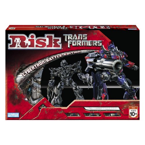 Hasbro Transformers Cybertron (Hasbro Transformers Risk Game)