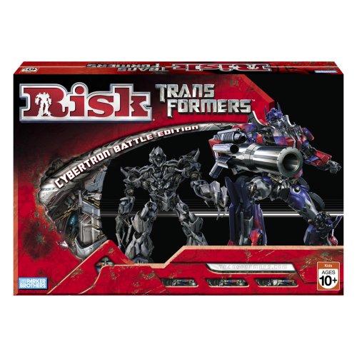 Cybertron Transformers Hasbro (Hasbro Transformers Risk Game)