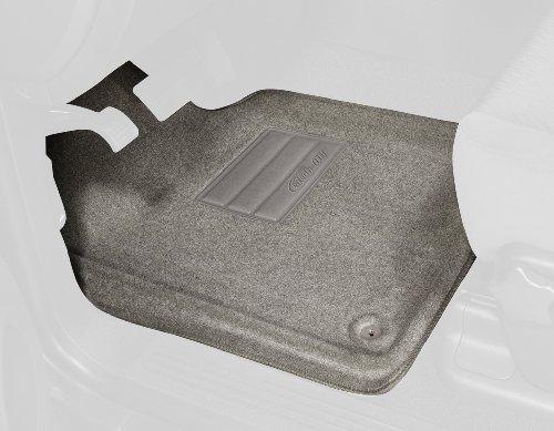 Lund 600024 Catch-All Carpet Gray Front Floor Mat - Set of (00 Cadillac Escalade Carpet)