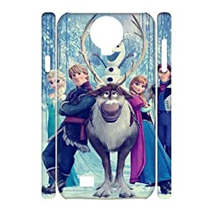 WJHSSB Cell phone Cases Frozen Hard 3D Case For Samsung Galaxy S4 i9500