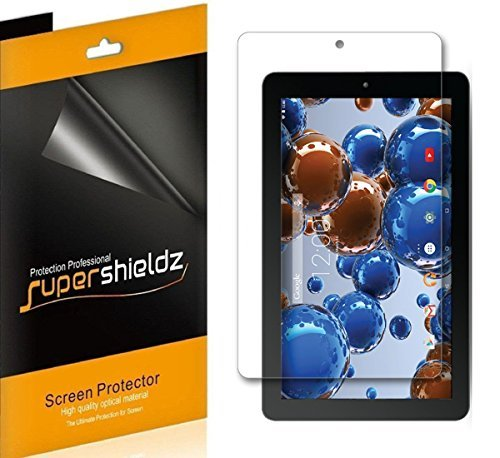 z High Definition Clear Screen Protector for RCA 10 Viking Pro/Viking II + Lifetime Replacement ()