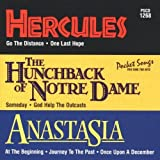 Hits from Hercules, Hunchback, and Anastasia by various (2011-04-12)