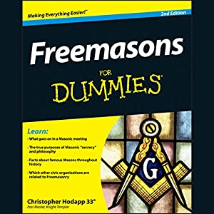 Freemasons for Dummies, 2nd Edition Audiobook