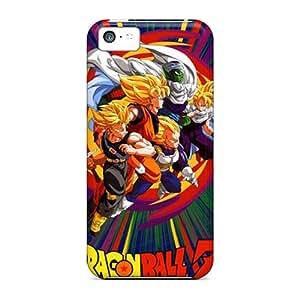Hot Design Premium VNr671liaj Tpu Case Cover Iphone 5c Protection Case(dragon Ball Z)