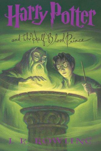 """Harry Potter and the Half-Blood Prince (Harry Potter, Book 6)"" av J.K. Rowling"