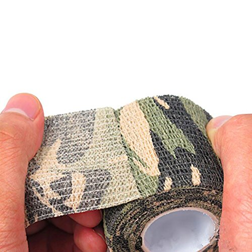 Vipe 4.5m Camo DPM Stealth Wrap Duct Hunting Tape DPM & Desert Camouflage Clothing by Vipe (Image #2)