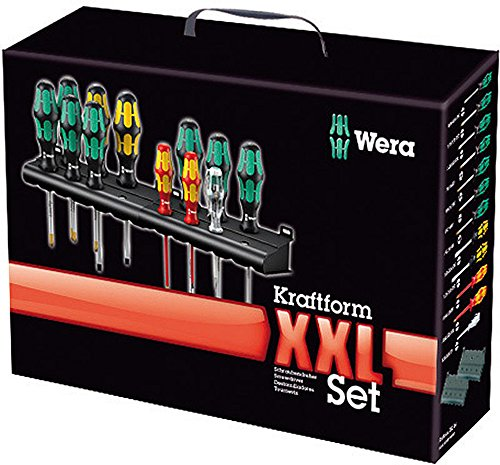 Wera Kraftform Screwdriver 12 piece 05051010003