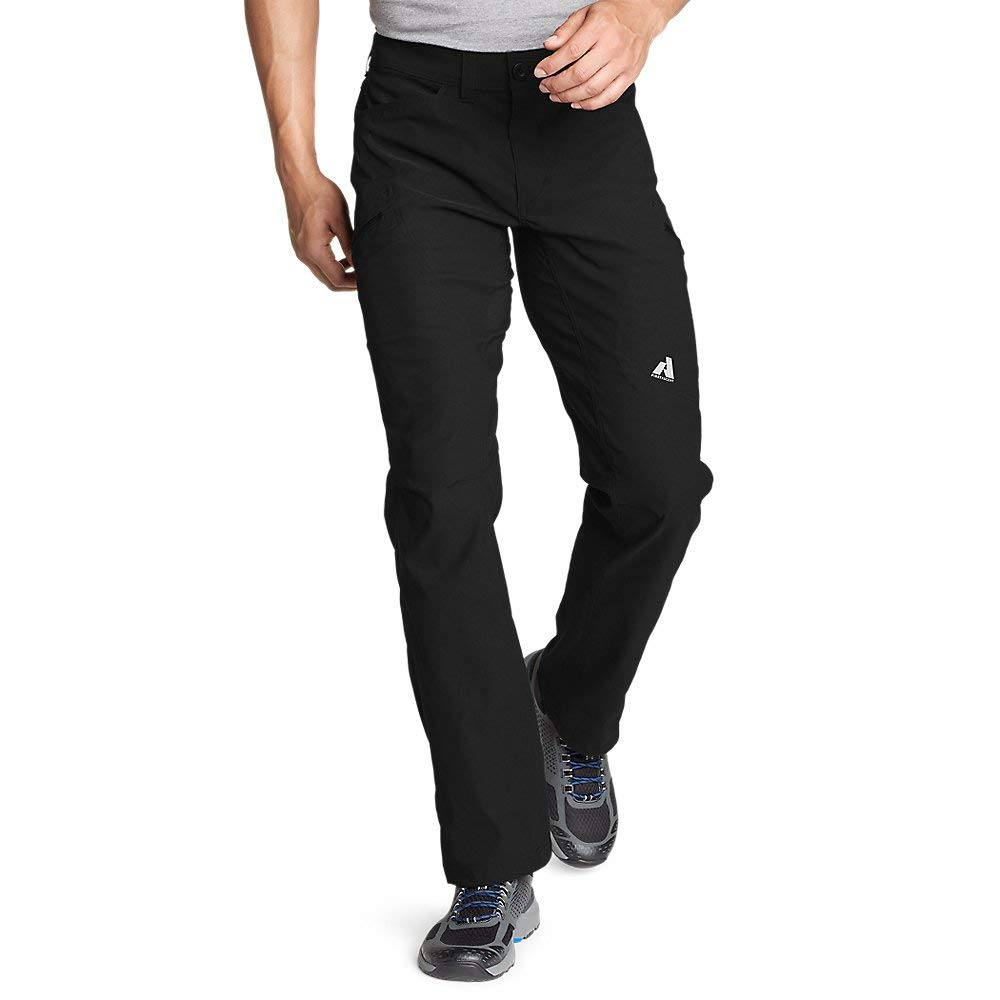 Eddie Bauer Men's Guide Pro Pants, Black Regular 33/30 by Eddie Bauer