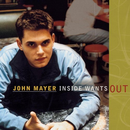 CD : John Mayer - Inside Wants Out (Extended Play)