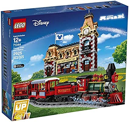 Amazon com: LEGO 71044 Disney Train and Station: Toys & Games