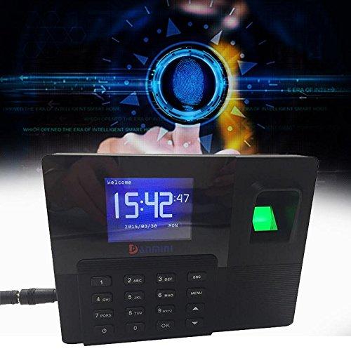 Gaintree 2,8 TFT en color Sistema de reloj de tiempo de huella digital la asistencia RFID Puerta Control de acceso con TCP/IP: Amazon.es: Bricolaje y ...