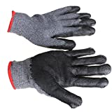 work gloves-maxiflex gloves-gardening gloves-Loskii LG-GA4 Non-skid Latex Gardening Gloves Labor Safety Working Gloves-garden genie gloves-heavy duty work gloves by Randall Elliott