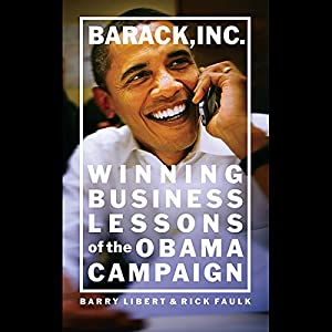 Barack, Inc. Audiobook
