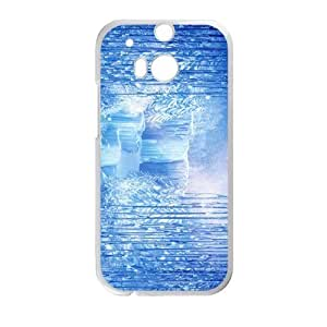 JIUJIU Frozen Cell Phone Case for HTC One M8