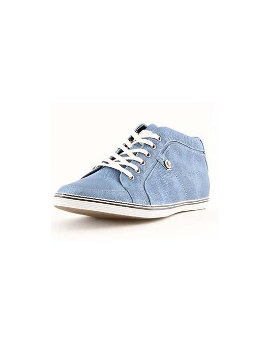 7dde17c9930e3 Elong Basket Montante pour Homme EL 0005 Marine Bleu - Bleu - 45   Amazon.fr  Chaussures et Sacs