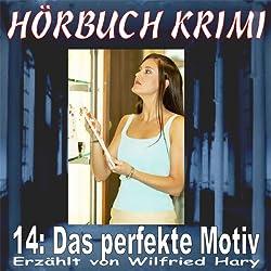 Das perfekte Motiv (Hörbuch Krimi 14)