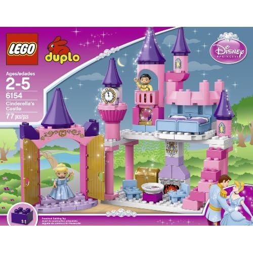 lego duplo 6154 disney princess cinderella s castle cheap