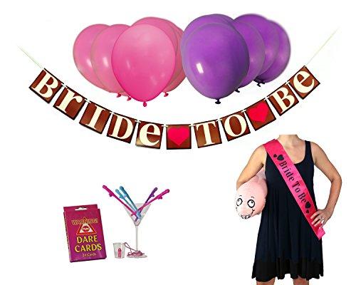[Bachelorette and Bridal Party Decorations Kit] (Decoration Ideas Party)