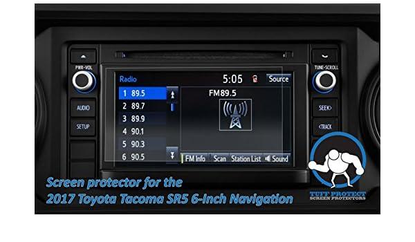 2017 toyota tacoma sr5 navigation