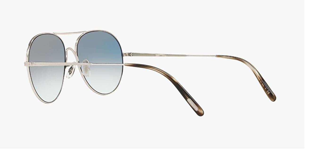 Amazon.com: Oliver People 1218S 58 50363F Rockmore - Gafas ...