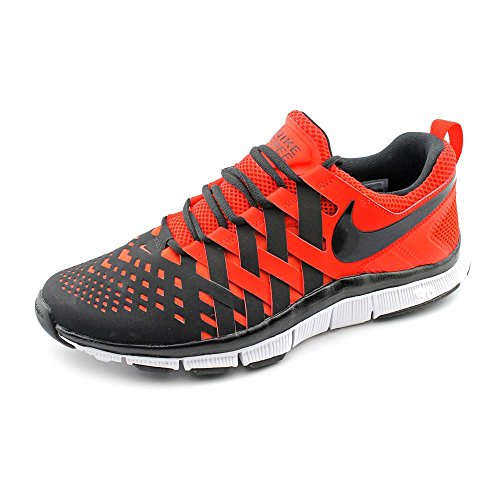 NIKE Men s Free Trainer 5.0 579809 601 Pimento Red Black White Training Shoe