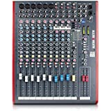Allen & Heath ZED-12FX | Compact Portable 6 Mono 3 Stereo Neutrik XLR Mic 1/4 Inch Channel FX Mixer
