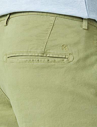 Homme Vert Olive Shhoneluca Noos Pantalon St Sélectionné THpwH