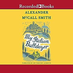 My Italian Bulldozer Audiobook