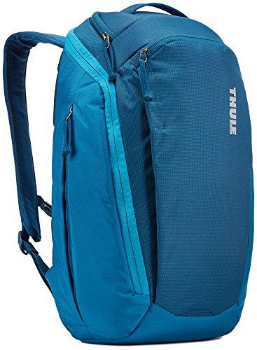 Thule 3203600 EnRoute Backpack 23L, Poseidon - Hardshell Notebook Case