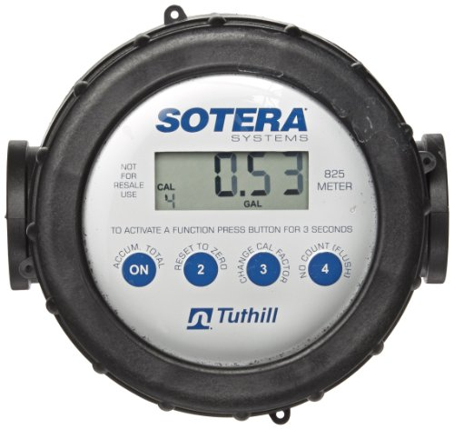 Fill-Rite 825 Digital Meter /  2 - 20 GPM by Sotera