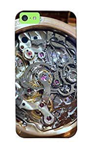 meilinF000Czwamm-7032-enaidkk New Premium Flip Case Cover Lange Sohne Watch Time Clock (15) Skin Case For Iphone 5c As Christmas's GiftmeilinF000