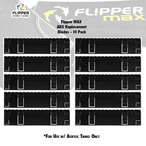 Pet Supplies Flipper Blades For Acrylic Tanks.